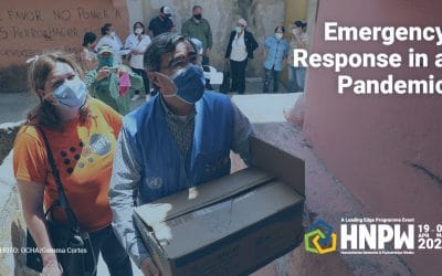 HERoS will be present at the Humanitarian Networks & Partnerships Week 2021